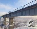 Антикоррозийная защита железнодорожного моста (2 км перегона ст.Каларгон-ст.Юбилейная, река Далдыкан)