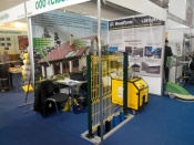 Участие в выставке «Малоэтажное домостроение. Строительные и отделочные материалы»