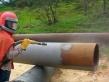 Пескоструйная очистка трубопроводов Красноярск