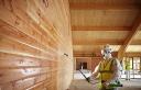 Конструкции из дерева – реальная защита от огня